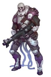 Bone Trooper Commando
